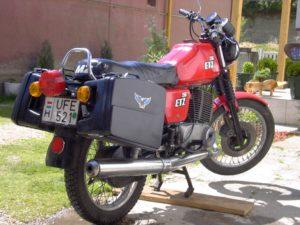 MZ ETZ 250 - 1985