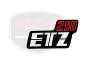 ETZ 250 MATRICA DEKNIRE 250