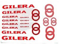 GILERA UNIVERZÁLIS MATRICA KLT. GILERA PIROS-EZÜST