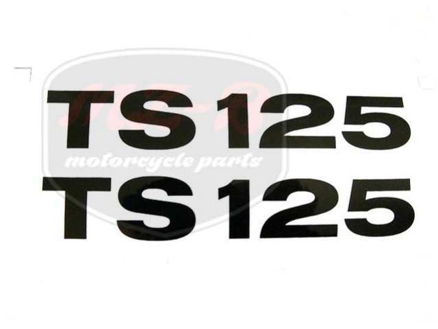 MZ/TS 125 MATRICA DEKNIRE PÁR