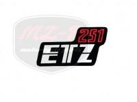 ETZ 251 MATRICA DEKNIRE 251