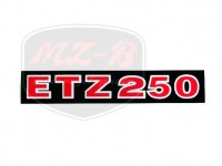 ETZ 250 MATRICA DEKNIRE 250 /CSÍK/