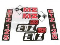 ETZ 125 MATRICA KLT.