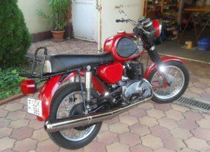 MZ TS 250 - 1974